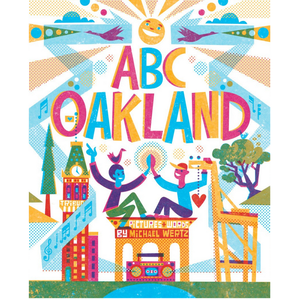 ABC Oakland By Michael Wertz