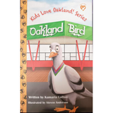 Oakland Bird, the tale of a Lake Merritt pigeon by Kamaria Lofton