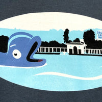 Willie the Whale tee
