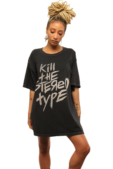 Kill the Stereotype Acid T-Shirt