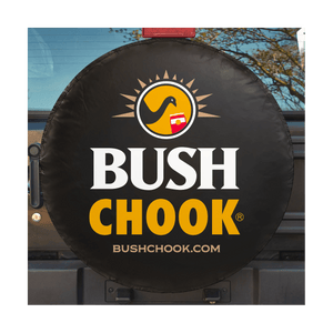 Bush Chook Wheel Cover