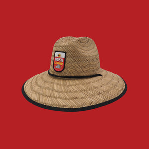 Bush Chook Straw Hat