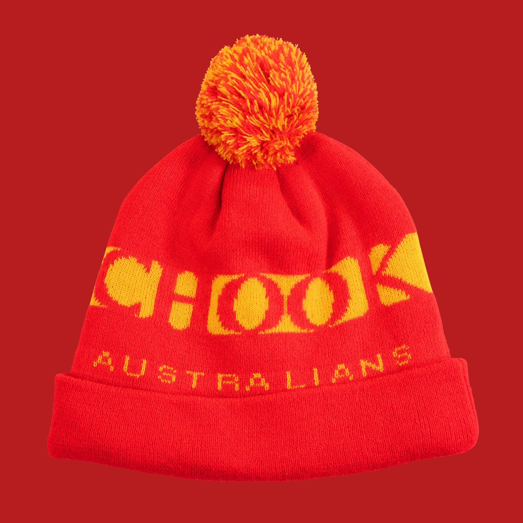 Bush Chook Quarter Panel Beanie