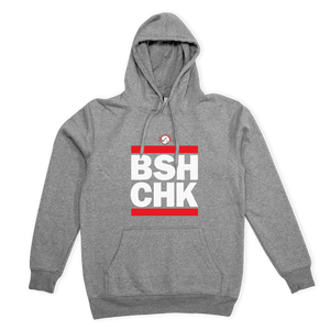 Run the Chooks Hoodie Grey