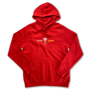 Redbush Embroidered Hoodie