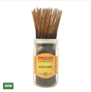 "Wizard - 11"" Wild Berry Incense"