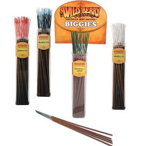 Wild Berry Biggies Incense Sticks - With Chris