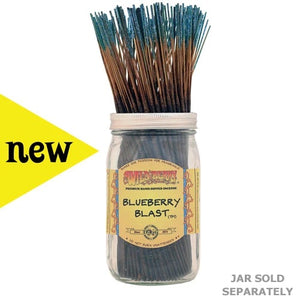 "Blueberry Blast - 11"" Wild Berry Incense"