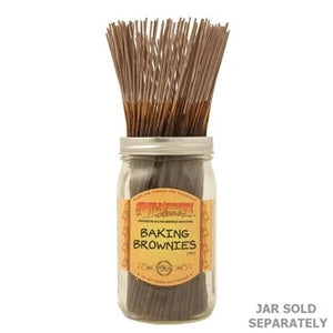 "Baking Brownies - 11"" Wild Berry Incense"