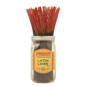 "Latin Lover - 11"" Wild Berry Incense"
