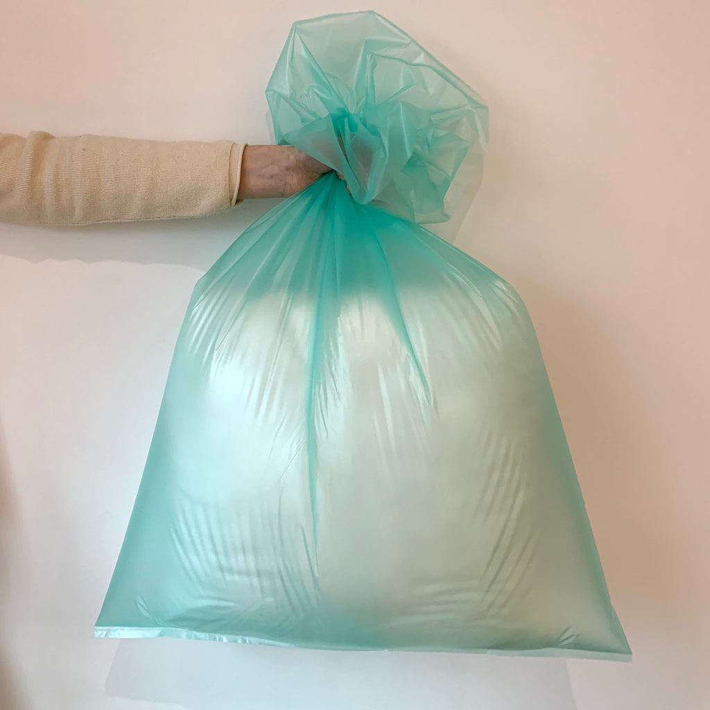 100% Biodegradable Bin Liners/Laundry Bags (30pcs)