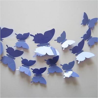 2019 New 3D Butterfly Wall Stickers-12pcs - smarttrendstore