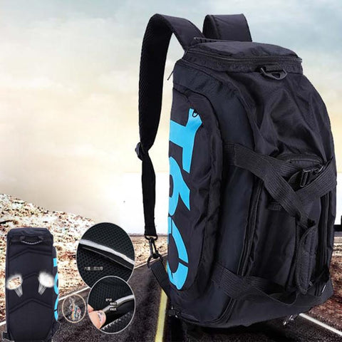 2018 Unique All In One Multi-functional Backpack-Traval Bag