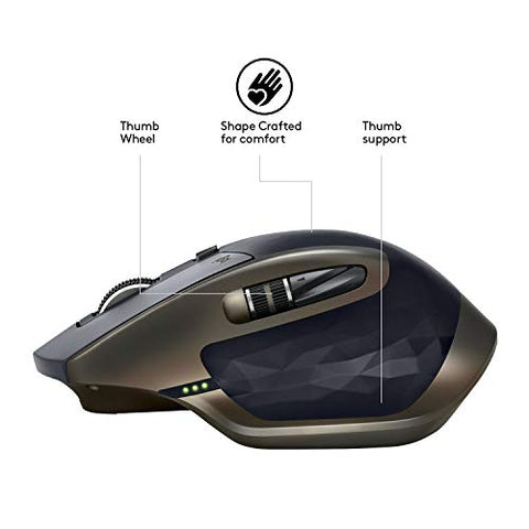 Logitech MX Master AMZ Wireless Bluetooth Mouse - smarttrendstore