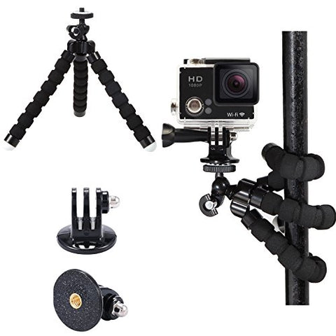 Accessories Kit for AKASO WiFi Action Camera - smarttrendstore