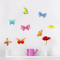Charming Romantic Fairy Girl Wall Sticker