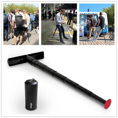 EXCLUSIVE: Pocket Portable Telescopic Stool-Chair Fold A Way Retractable Stool