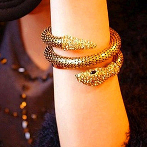 Game Of Thrones Style Cobra Bracelet - smarttrendstore