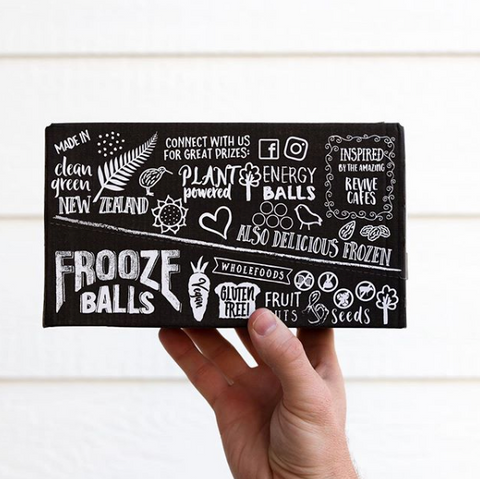 All Natural Ingredients Make Frooze Balls the Ultimate Plant Powered Snack