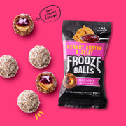 Frooze Balls Peanut Butter & Jelly 8 Pack