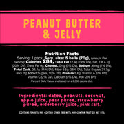 Peanut Butter & Jelly – 1 pack