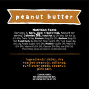 Peanut Butter – 8 packs