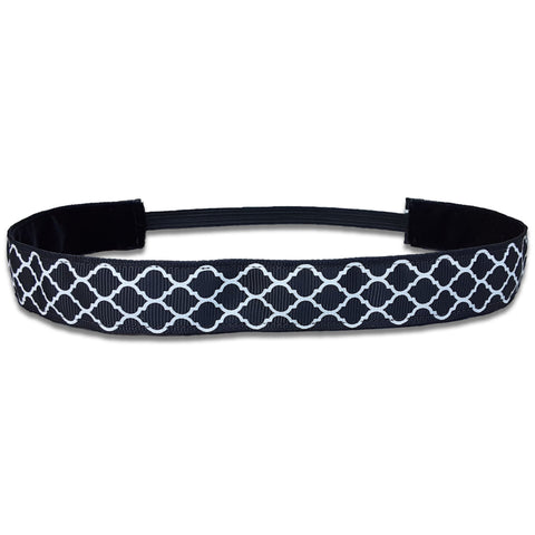 Moroccan Lattice - Bellabandz - Women's Headband