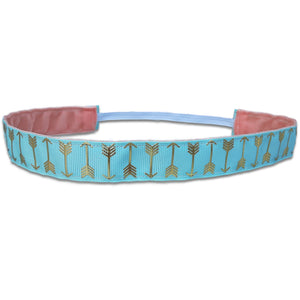 Golden Arrows - Bellabandz - Women's Headband