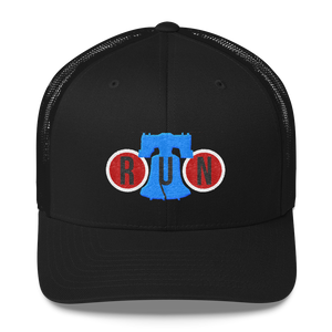 Run Philly Liberty Bell - Trucker Hat
