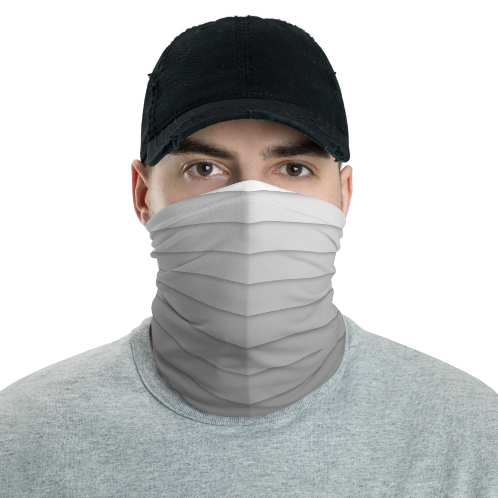 Shades of Grey - Cloth Face Mask - Washable and Reusable