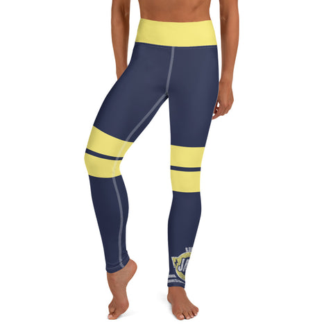 Run With Jack High-Waisted Leggings