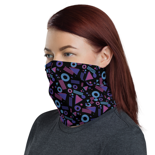 80's Inspired - Cloth Face Mask - Washable and Reuseable