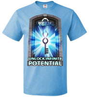 Keystone Achievements: Unlock Infinite Potential: FOL Classic Unisex T-Shirt