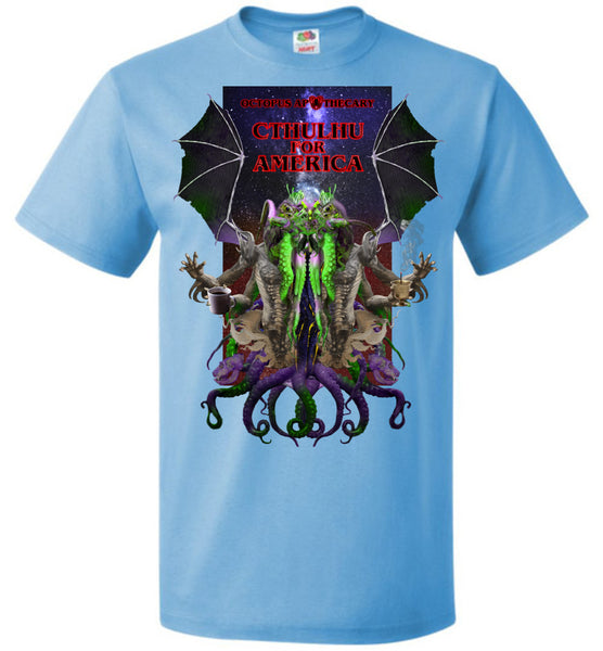 Octopus Apothecary: CTHULHU FOR AMERICA - FOL Classic Unisex T-Shirt