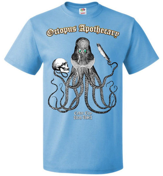 Octopus Apothecary - The Bard - FOL Classic Unisex T-Shirt