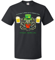 Octopus Apothecary St Patrick - FOL Classic Unisex T-Shirt