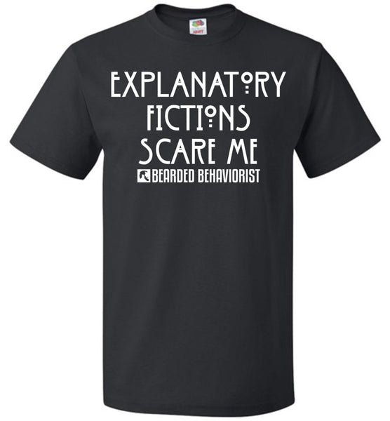 Explanatory Fictions Scare Me Classic Unisex T-shirt