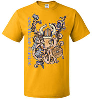 Octopus Apothecary: Viking - FOL Classic Unisex T-Shirt