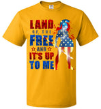 Land of the Free - FOL Classic Unisex T-Shirt