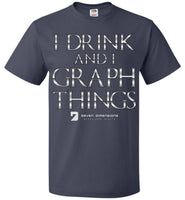 I Drink & I Know Things - FOL Classic Unisex T-Shirt