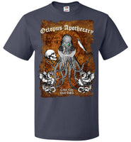 Octopus Apothecary - Old Time Shakespeare - FOL Classic Unisex T-Shirt