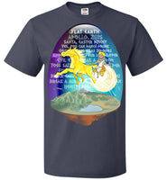 Imagine That! - Fruit of the Loom Unisex T-Shirt