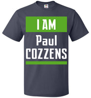 I AM PAUL COZZENS