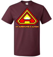 My Superpower Is Autism! - FOL Classic Unisex T-Shirt