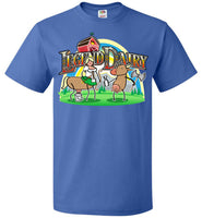 Legend Dairy™ - Fruit of the Loom Unisex T-Shirt