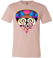 Zion Zen - New Retro - Canvas Unisex T-Shirt