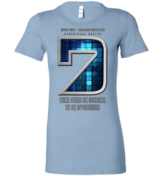 Seven Dimensions: Technomancer - Bella Ladies Favorite Tee