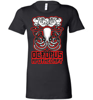 Octopus Apothecary - Red