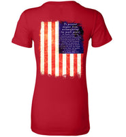 Mike Lee - Separation of Powers - Bella Ladies Favorite Tee