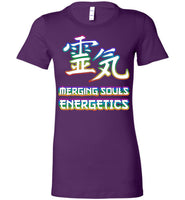 Merging Souls Energetics: Bella Ladies Favorite Tee